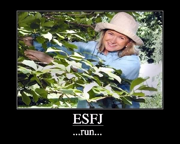 Esfj relationships and dating